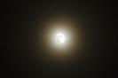 Mond mit Halo