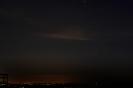 Sternbild Großer Hund über Wien