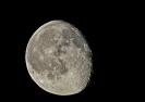 Mond am 28. August 2010