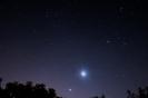 Mond mit Jupiter und Venus_1
